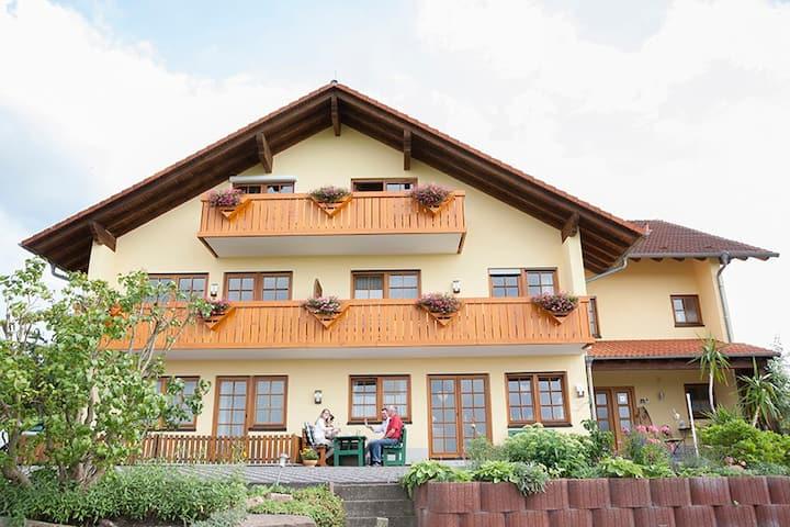 Ferienwohnung im Odenwald
