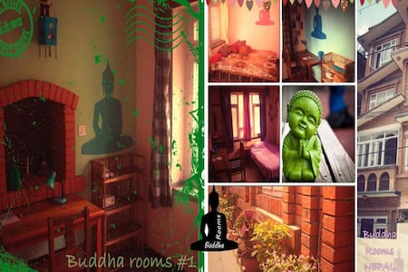 Buddha Rooms Green - Lalitpur - Appartement