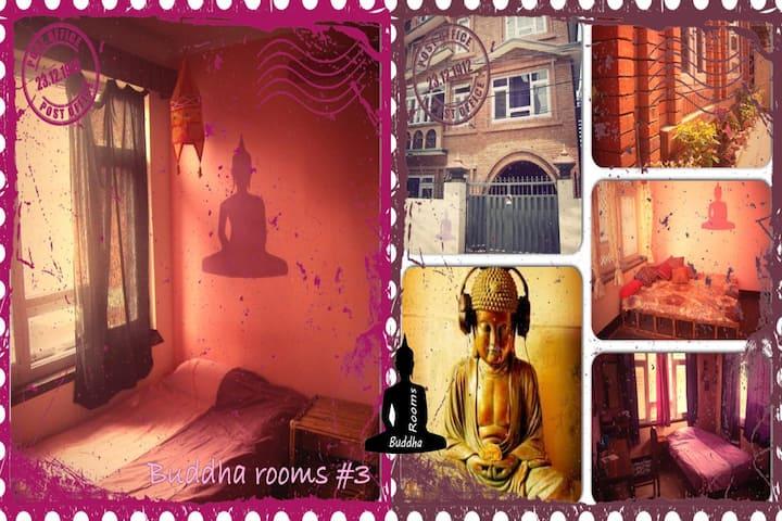 Buddha Rooms Pink