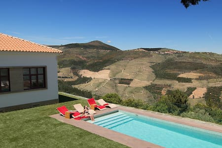 Holiday Villa Douro Valley - The School House - Rumah