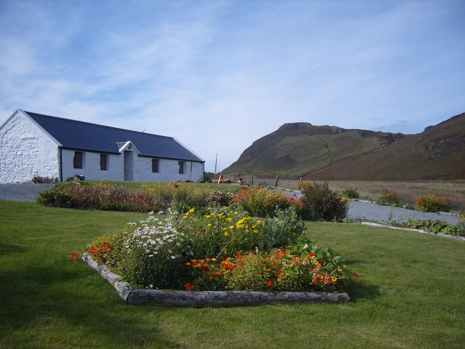 Kelpie Cottage, set in beautiful surroundings