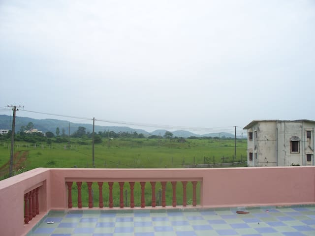 Fully furnished Studio with Hill View in Neral