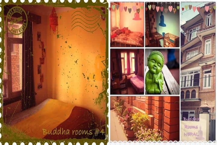 Buddha Rooms Yellow