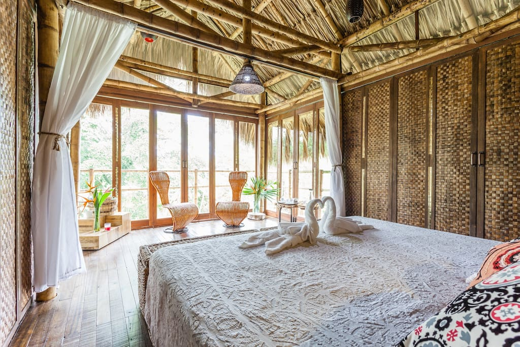romantic airbnb in colombia