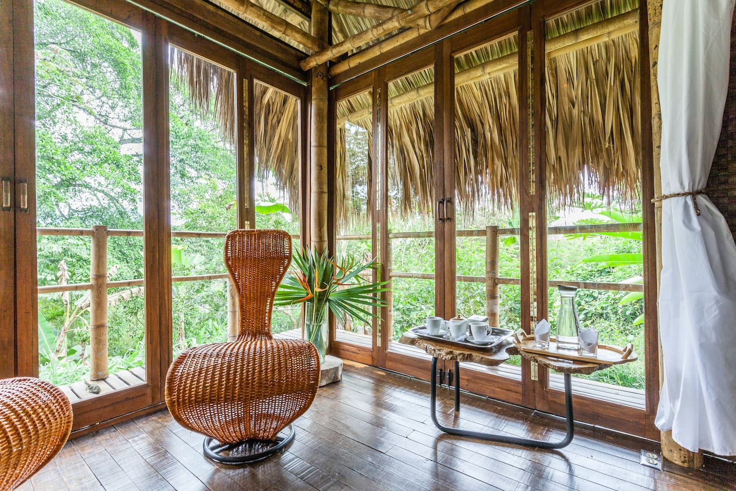 Romantic Cabana with view