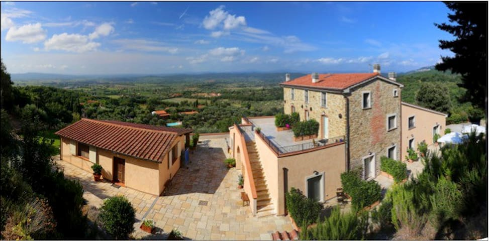 La Cianella - Camera De Luxe - Scarlino - Bed & Breakfast