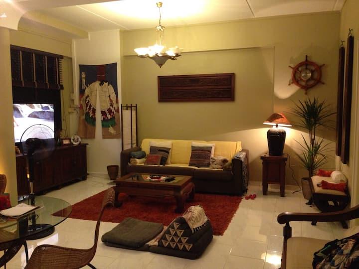 Singapore homestay @ Pasir Ris street 51