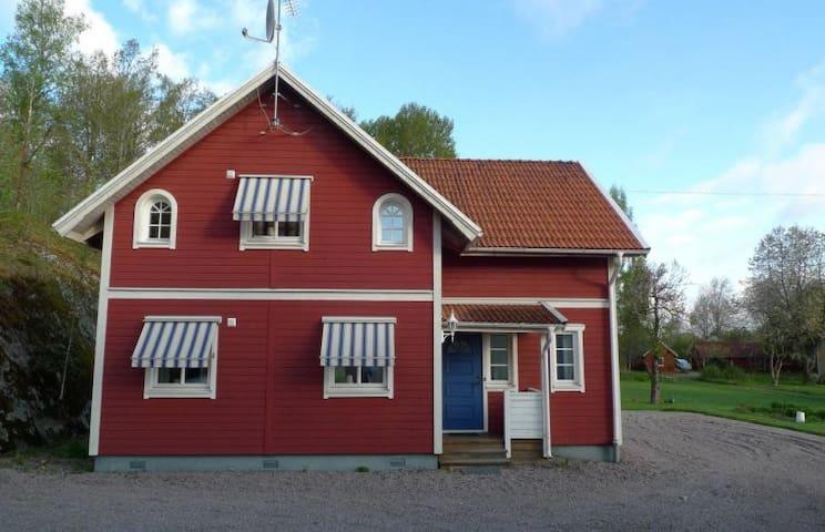 Mysigt hus strax utanför Vimmerby - Vimmerby N