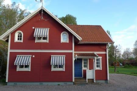 Mysigt hus strax utanför Vimmerby
