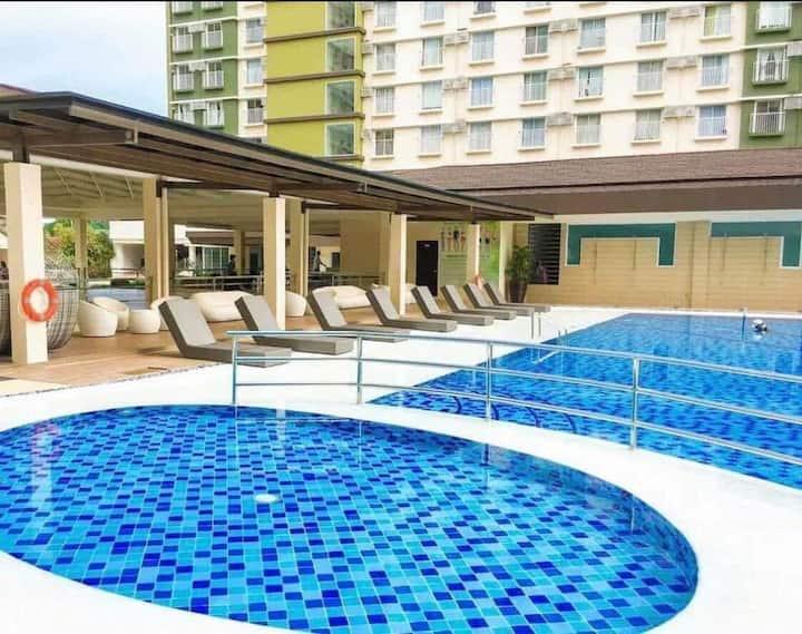 A brand new condominium; near Sykes, SM,AyalaMalls