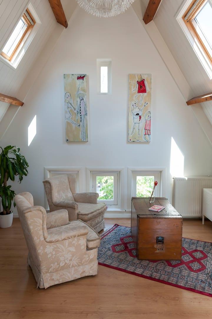 Mooi appartement op loopafstand centrum Den Bosch