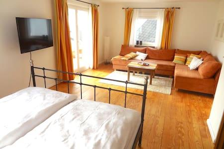 Wohnung nahe Heidelberg & Uniklinik - Dossenheim - Lejlighed