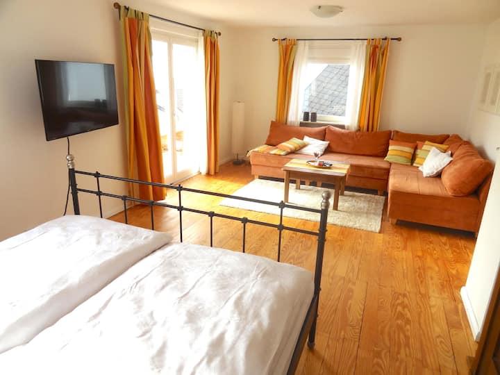 Wohnung nahe Heidelberg & Uniklinik