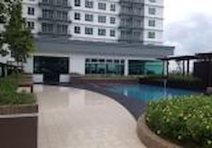 New condo -security and gym,swim