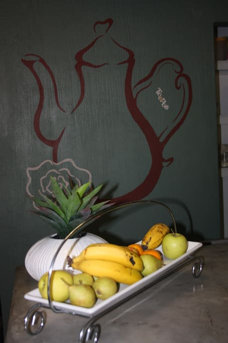 Lovely Kitchen with great food
