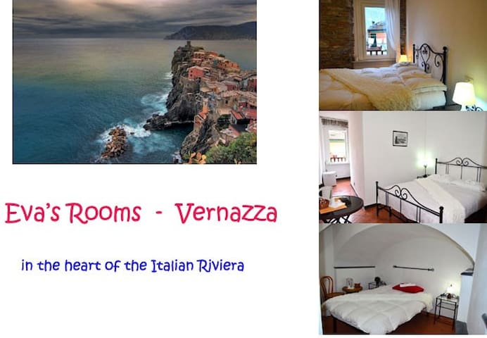 EVA'S ROOMS Vernazza room nr 3 - Vernazza - Lainnya