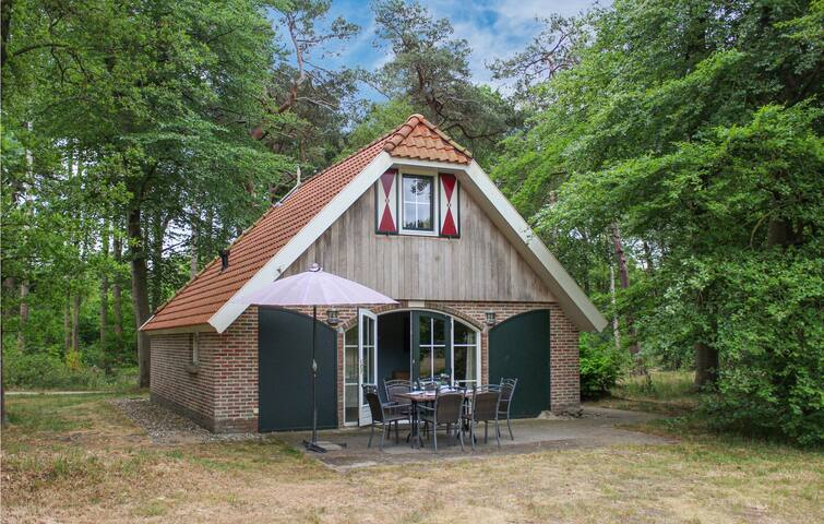 Holiday cottage with 3 bedrooms on 50m² in Steenwijk - De Bult