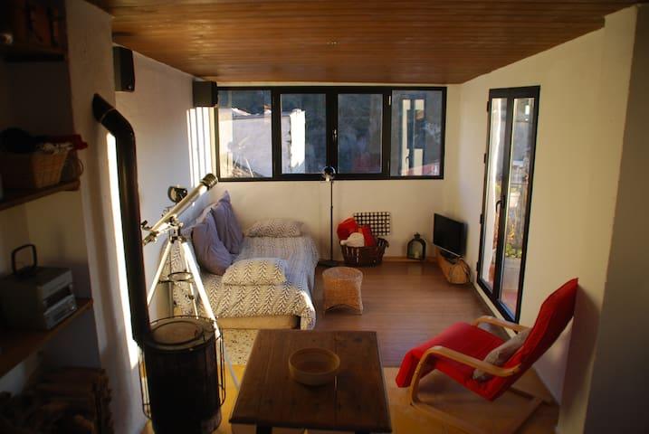 The Roof - Quentar Granada - Bed & Breakfast