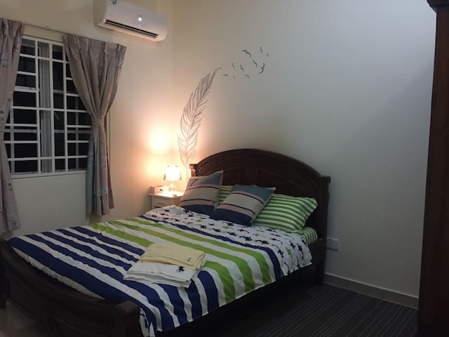 Homestay@KLIA Best transit house - Sepang - 一軒家