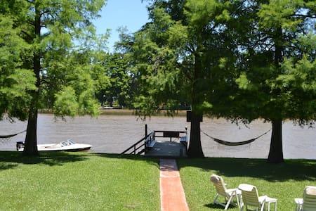 Les Pieds dans L'eau - Benavidez - Casa