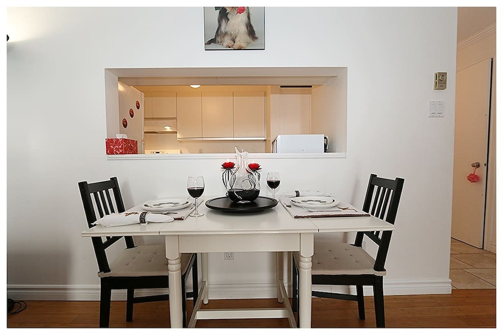 Dining Area - Coin repas