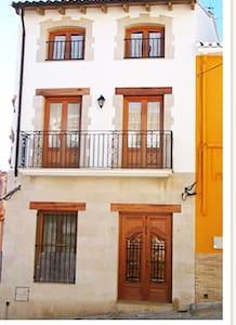 Casa Rural Josefina Yátova Hoya de  Buñol Valencia - Yátova - Huis