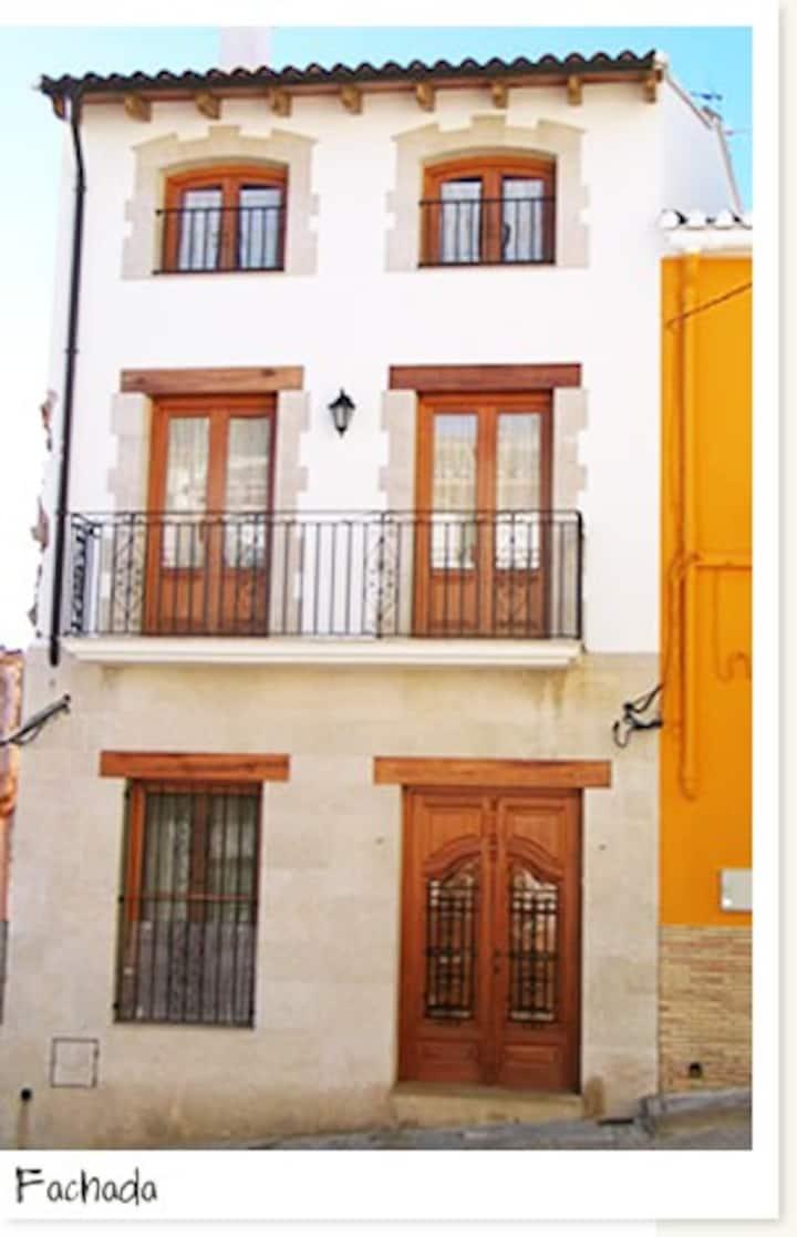 Casa Rural Josefina Yátova Hoya de  Buñol Valencia