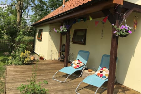 Romantic getaway,hot tub,Field view - Somerset - Other