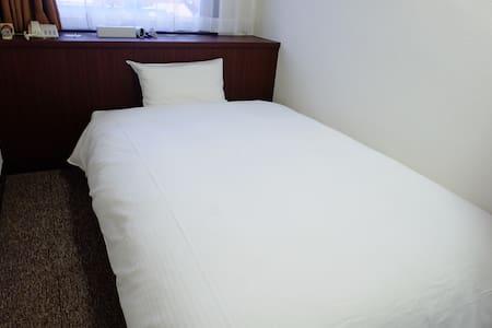 hotel tetora hakodateekimae(single room) - Hakodate-shi - Boutique-hôtel