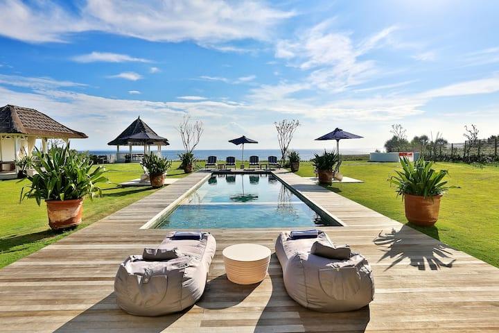 Villa Putih on Nusa Lembongan