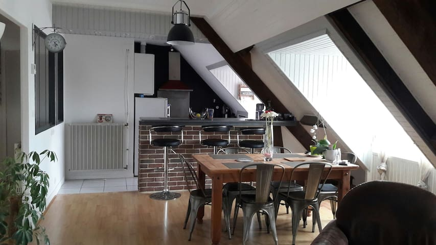 Joli appartement à Lorient centre! - Lorient