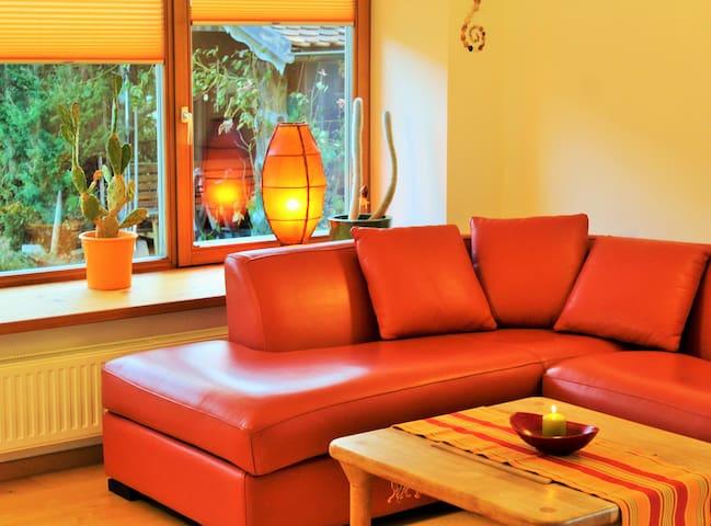 Idyllisches Garten Appartement - Schladming - Lyxvåning