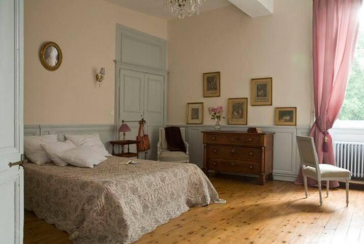 La chambre de Mademoiselle