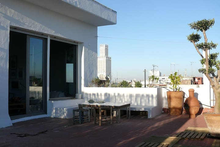 Flat 51, Roof Top Terrace