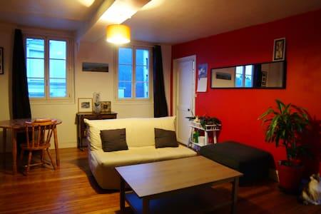Appartement typique – Vieux Rouen