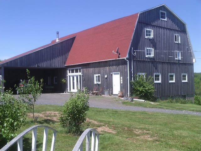 Barn Conversion in Vineyard (One) - Bear River - Bed & Breakfast