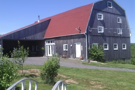 Barn Conversion in Vineyard (One) - Bear River - Hus