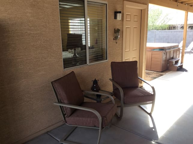 Guest House / Casita available