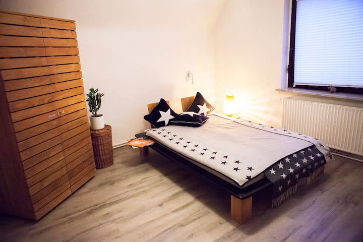 Cozy Room + Kitche 4 Students & Fair MESSE close - Hannover - Bed & Breakfast
