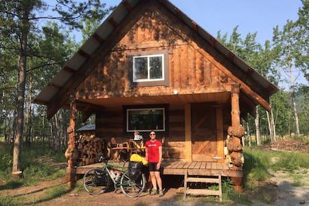 Lost Moose Cabin