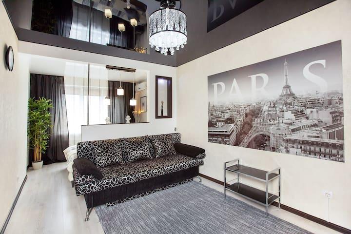 Apartment on 40 Let Pobedy 43B | Sutki Life