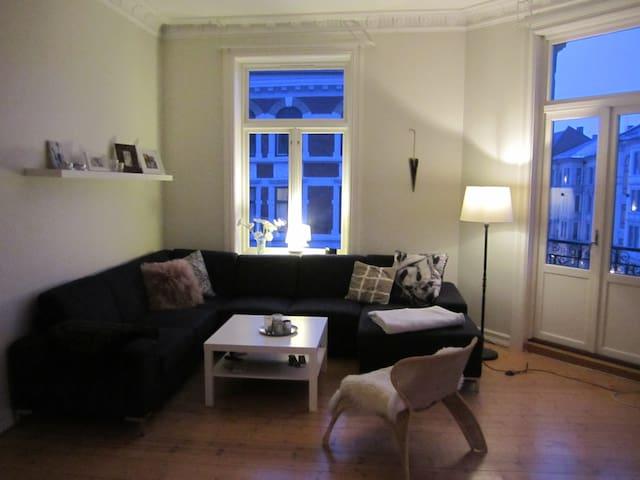 Fashionable, big apartment central - Oslo - Apartamento