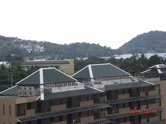 Serviced sea view penthouse loft - Phuket Thailand - Departamento