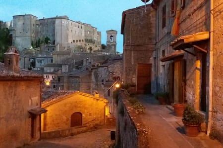 nel borgo antico di Sorano ... - Sorano