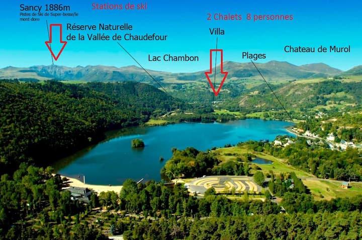 Villa Lac Chambon-sur-lac / Sancy