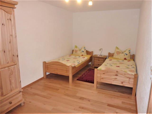 Haus Dilger, (Schluchsee), Ferienwohnung, 75qm, Terrasse, 2 Schlafzimmer, max. 4 Personen