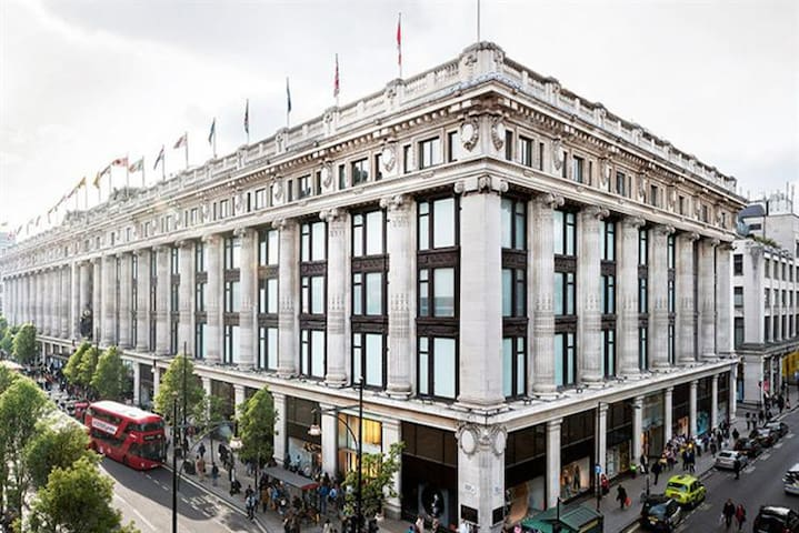 Oxford Street 2 Bedroom Luxurious Apartment - R8