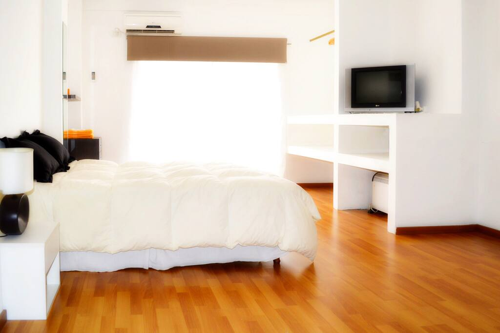 Tv - WIFI - Air conditioner - Heater