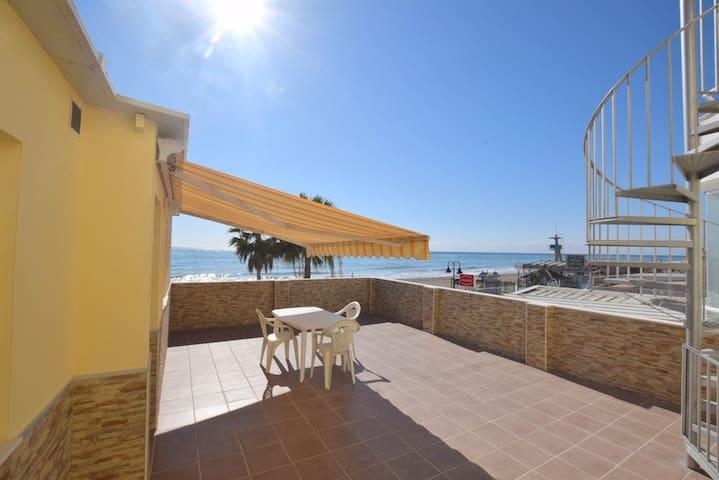 Apartamento Carihuela Primera Línea de Playa