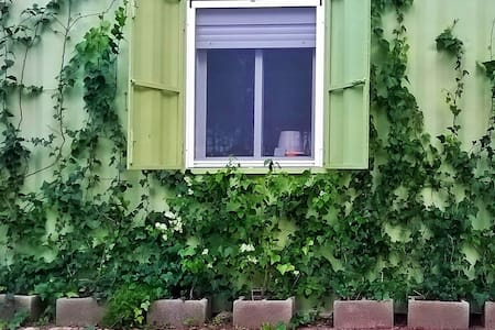 Encantadora Casa rural Ecológica - Bonares